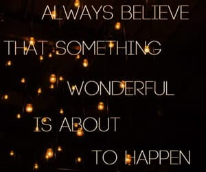 quotes, believe, and hope image