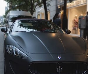 cars, luxury, and maserati image
