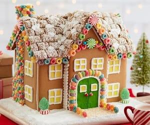 christmas, gingerbread, and goal image