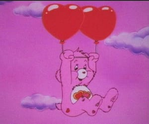 pink, cartoon, and aesthetic image
