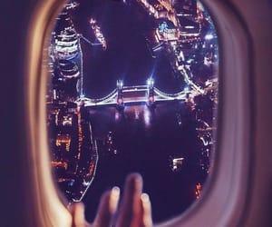 photo, plane, and pinterest image