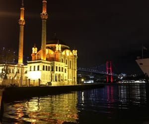 istanbul, water, and bosphorus image