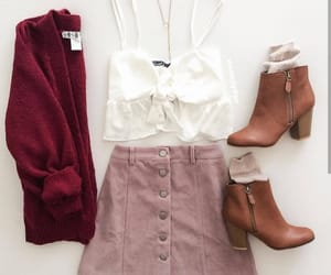 fashion style, girly beauty, and beautiful clothes image