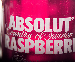 absolut, pink, and vodka image