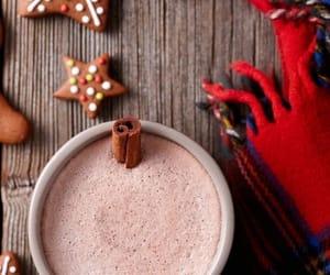 christmas and cookie image