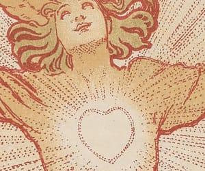 art, Art Nouveau, and happiness image