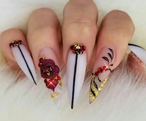 art, nails, and awesome image