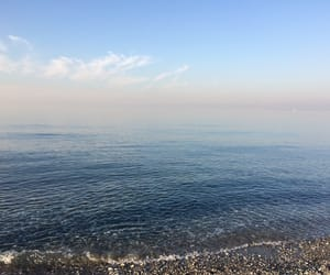 jogging, sun, and deniz image