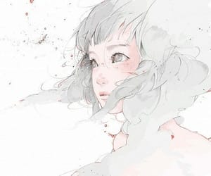 art, anime, and anime girl image