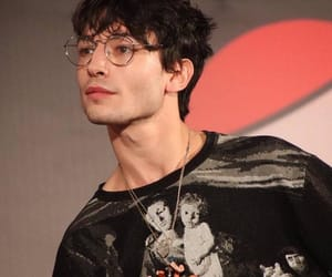 actor, ezra miller, and boy image