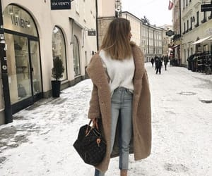 article, bag, and clothes image