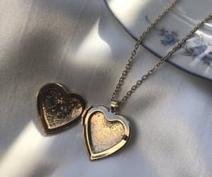 angelic, kisses, and locket image