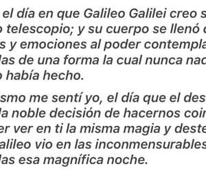 amor, galaxia, and poema image
