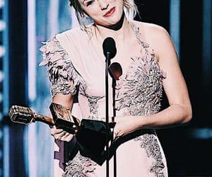 award, dress, and fade image