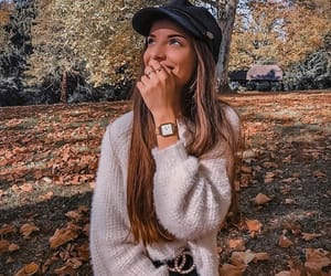autumm, moda, and outfit image