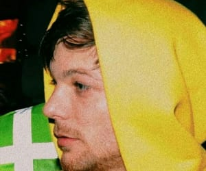 boy, louis tomlinson, and one direction image