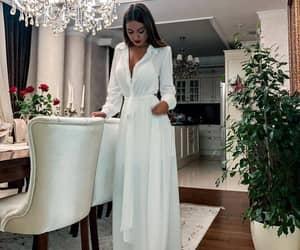 Blanc, robe, and white image