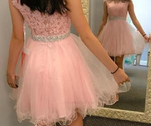 cheap prom dresses, homecoming dresses short, and pink homecoming dresses image