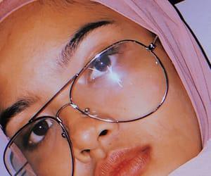 eyebrows, girl, and lips image