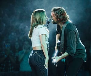 Lady gaga and a star is born image