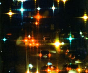 lights, aesthetic, and grunge image