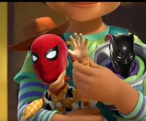 Marvel, black panther, and disney image