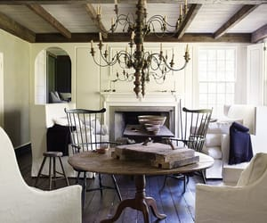 country living, decor, and dining room image