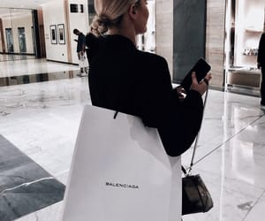 Balenciaga, fashion, and shopping image