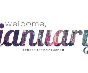 gif, hello january, and welcome january image