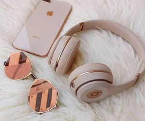 gafas, rosegold, and iphone image