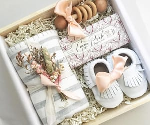 baby, chic, and gift image