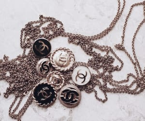 chanel, charms, and jewelry image