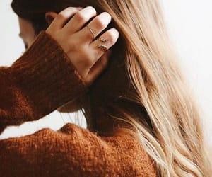 fashion, fall, and sweater image