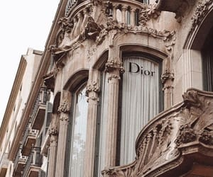 dior, architecture, and place image