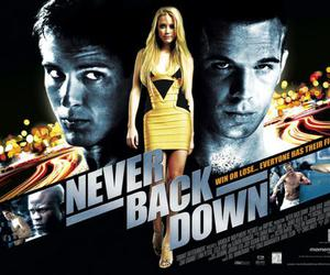 never back down and nbd image