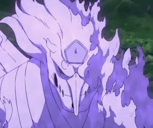 anime, badass, and sasuke image