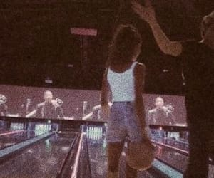 bowling, vintage, and retro image