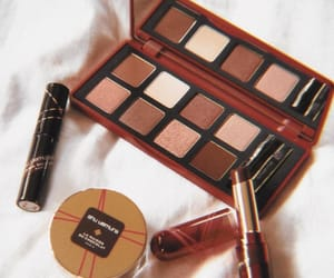 beauty, brown, and cosmetics image