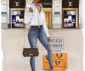 disney, Louis Vuitton, and tiana image