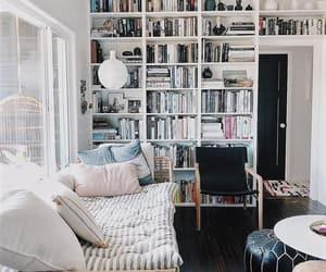 architecture, boho, and books image