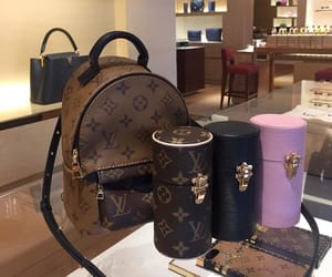fashion, bag, and LV image