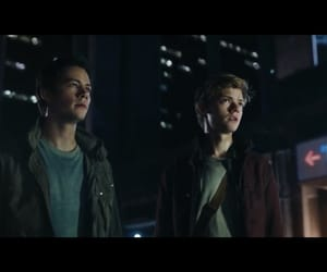 newt, dylan obrien, and dylan o'brien image