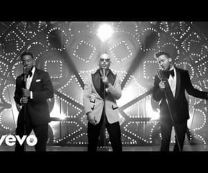 music, pitbull, and songs image