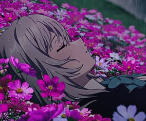 anime, gif, and hitomi image