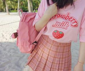 pink, fashion, and girl image