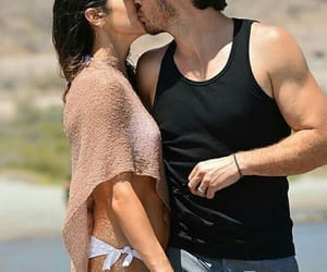 couple, kiss, and nikki reed image