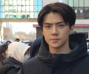 exo, sehun lq, and kpop image