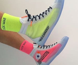 converse and off white image