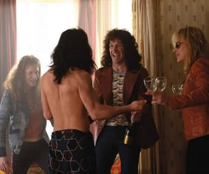 Queen and bohemian rhapsody image