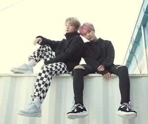 dino, Seventeen, and lee chan image
